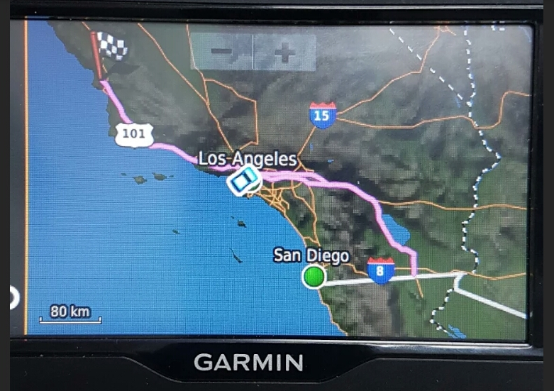 Very strange behavior of routing in Nuvi 57 and 67 | GPS Forums