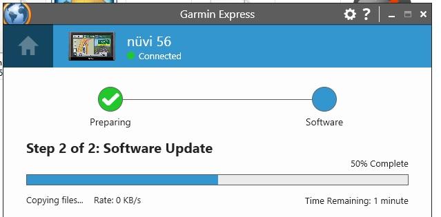 Garmin nuvi 2597LMT Won't Update | GPS Forums